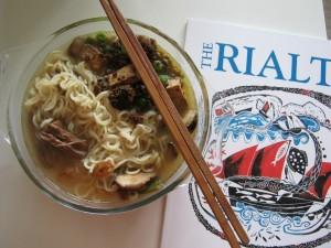 instant noodles art 2