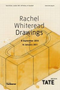 rachel whiteread drawings at the tate