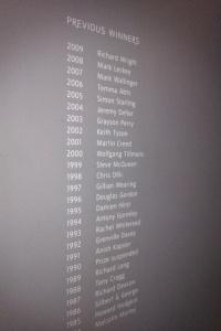 Turner Prize winners