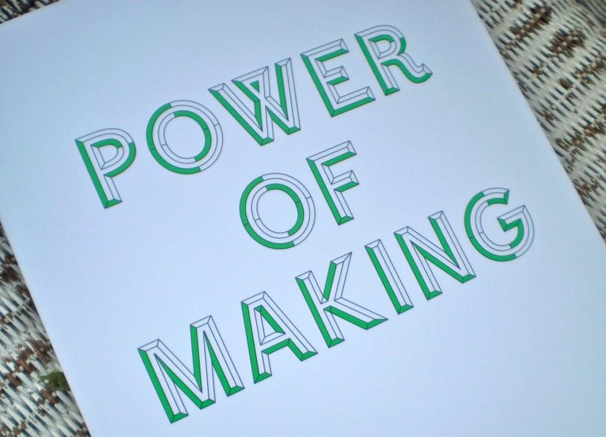 power of making 1