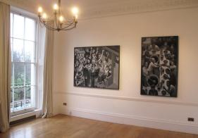 Exhibition at Daiwa Foundation House